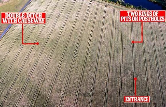 'New Stonehenge' uncovered in Ireland