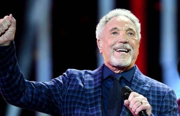 Tom Jones postpones SECOND gig after being hospitalised