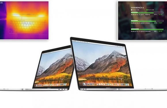 Apple 'deliberately slows down' its £2,700 MacBook Pro