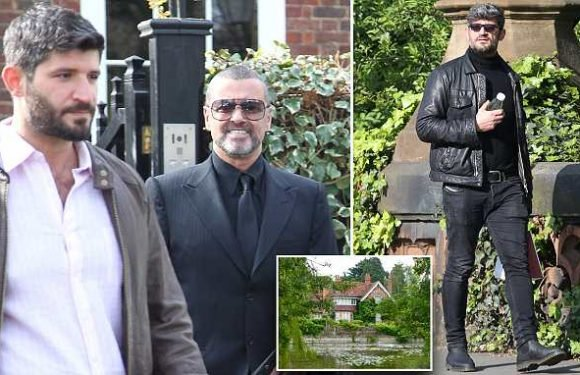George Michael's ex-boyfriend Fadi Fawaz claims he committed suicide