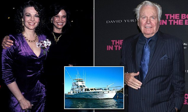 Natalie Wood's sister Lana says Robert Wagner is lying about her death