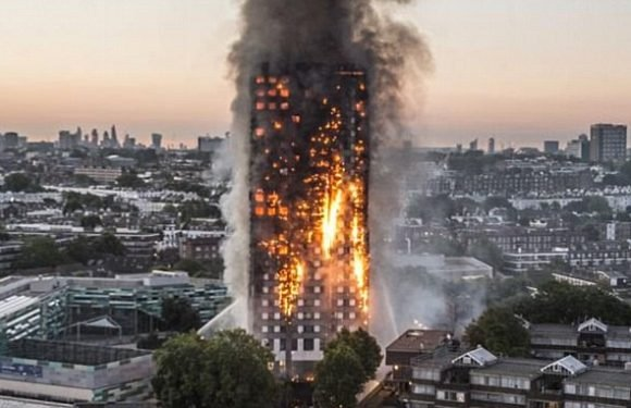 Illegal immigrant stayed in a hotel after Grenfell Tower tragedy
