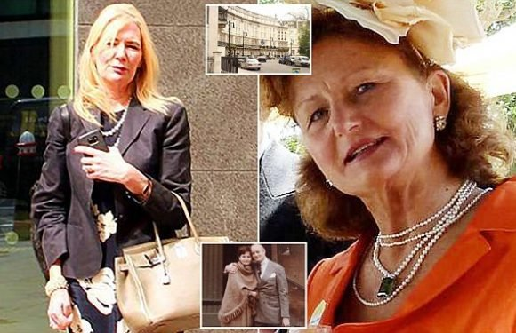 Dead banker's lover wins fight to keep £2.2m share of Belgravia home