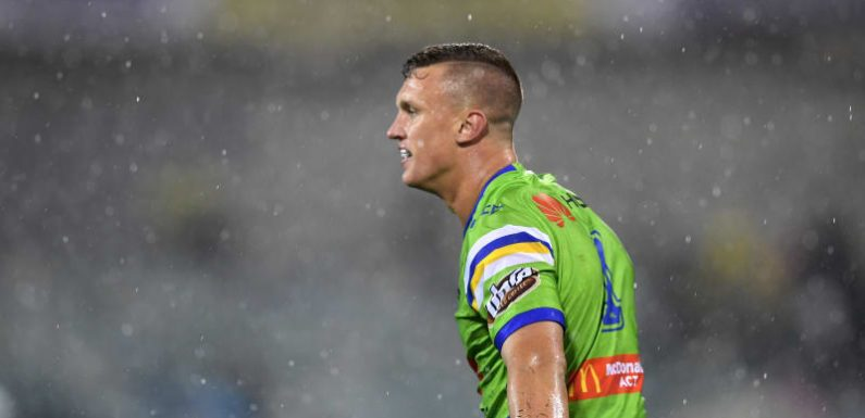 NRL delay points to battle with Raiders over Jack Wighton ban