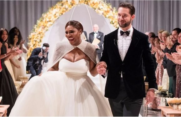 25 Times Serena Williams and Alexis Ohanian's Romance Was a Grand Slam
