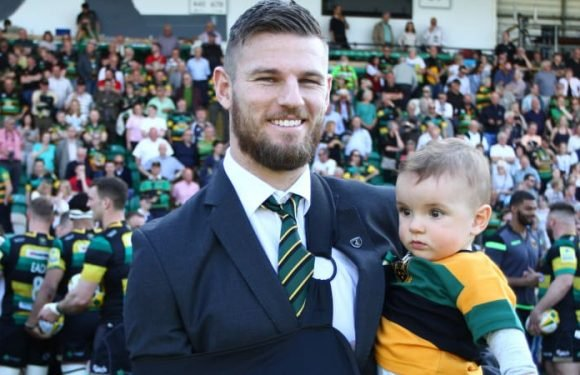 'You haven't moved your legs yet': Rob Horne on a life-changing injury