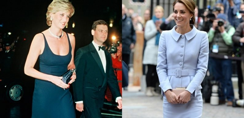 Princess Diana Loved This Brand So Much, Even Kate Middleton Has Become a Fan
