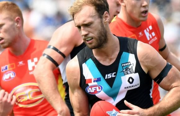 Jack of all blades: The 94-gamer who is the AFL's everywhere man