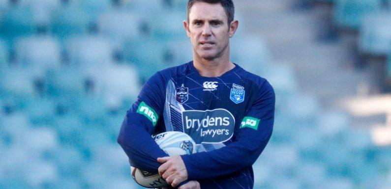 Fittler says veteran Smith was scared of his baby Blues