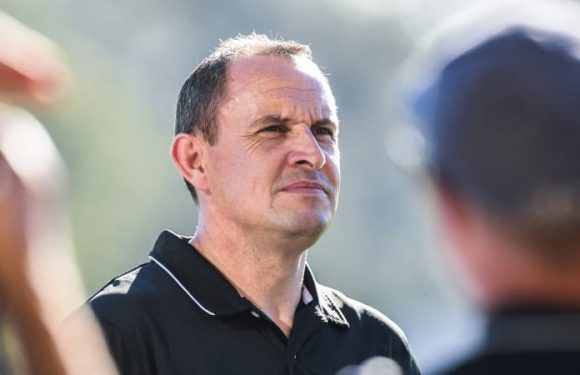 Waller poised to have a race with only his horses