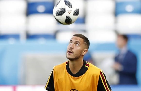 Goodbye Messi and Ronaldo, hello Eden Hazard: 'I hope I can shine'