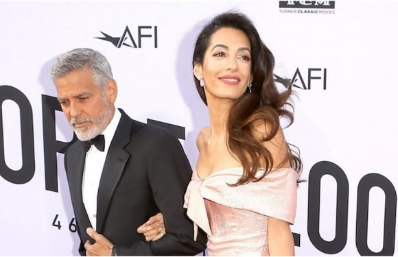 Amal Clooney's Shoe Game Proves She Is Sexy From Head to Toe — Literally
