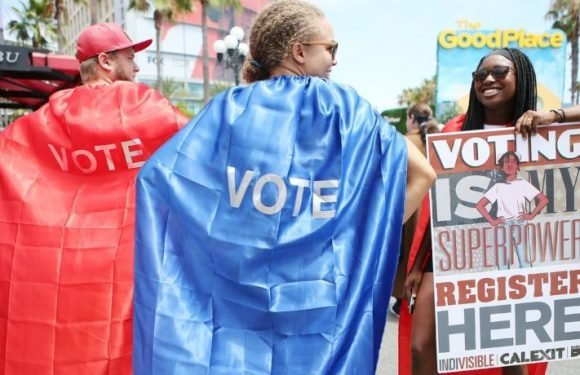 Voter Roll Purge Ensues