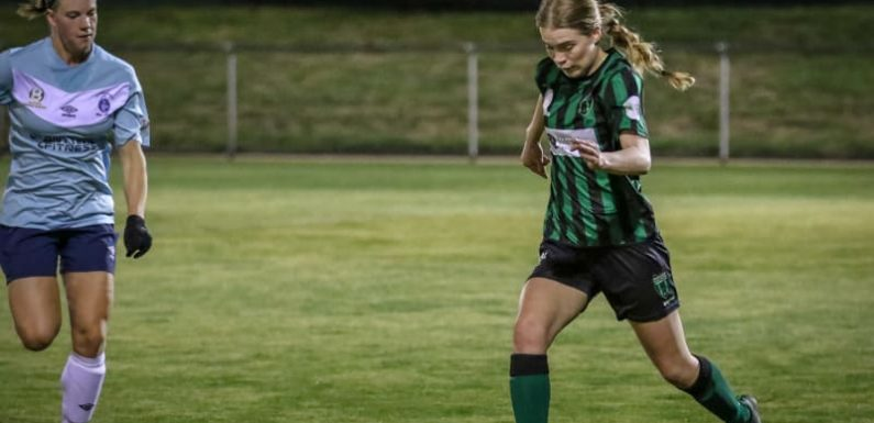 Canberra's Darby Whiteley eyeing W-League despite move abroad