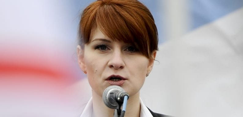US grand jury indicts Maria Butina on charges of being Russian agent