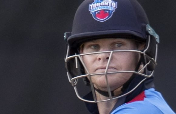Smith hits 55, Toronto lose in Canada T20
