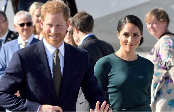 Lucky in Love! Prince Harry and Meghan Markle Touch Down For Their First Day in Ireland