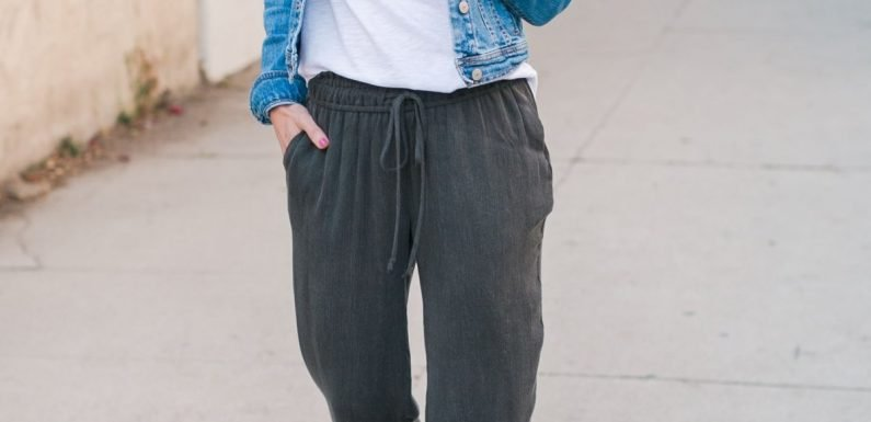 Behold: The Most Comfortable Travel Pants You'll Ever Own — and They're Only $49!