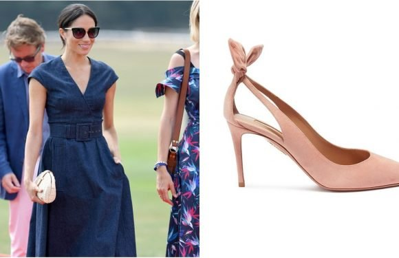 "Meghan Markle's Heels Are in the ""What's New"" Section of Every Store You Shop At"
