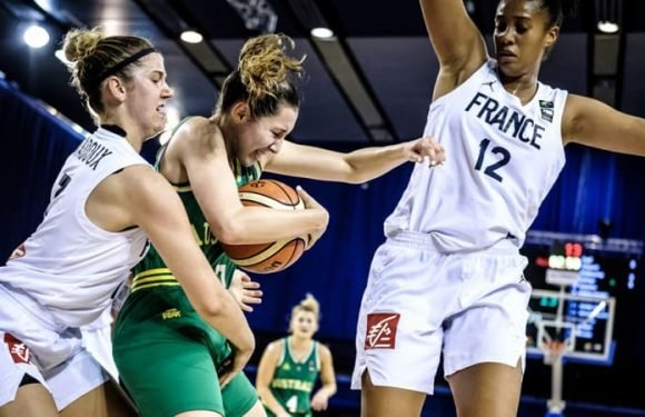 Sapphires to play for bronze medal after France loss