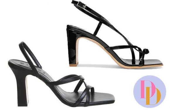 Office is selling a £36 pair of heels that look just like By Far's £305 designer version – can you tell the difference?