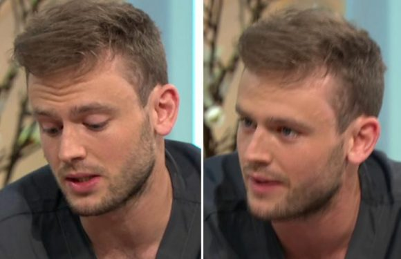 Lorraine viewers swoon over 'hot' vet Dr Rory Cowlam appearing on show to talk about how to care for dogs in a heatwave