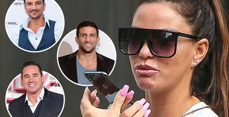Katie Price says three men in her life are 'trying to destroy her' and vows to 'beat them' in cryptic message