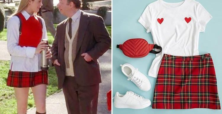 Primark is selling an £8 Clueless-inspired skirt and Cher Horowitz fans are going wild for it