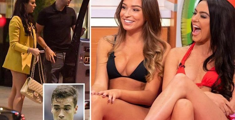 Love Island's Rosie Williams exchanges notes with Zara McDermott after date with her Tottenham Hotspur star ex Harry Winks