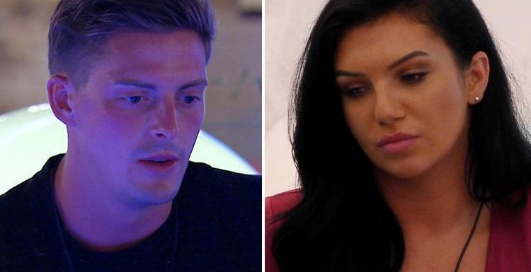 Love Island star Alexandra Cane's mum Janice tells Dr Alex she 'wants words' with him for leading her daughter on in awkward family visit