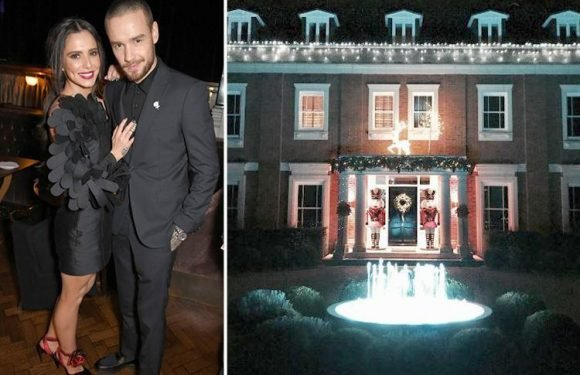 Cheryl living in Liam's £5m mansion in Surrey with her mum while singer goes back to his old bachelor pad in London