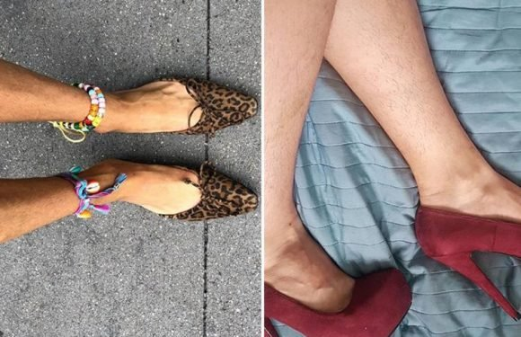 Young women are ditching their razors and joining the #hairylegclub by sharing snaps of their fuzz on Instagram