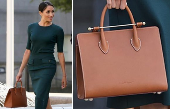 Meghan Markle made a Meg-a fashion fail in Dublin with her bag…did you spot it?