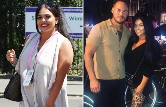 Scarlett Moffatt 'splits from Lee Wilkinson for the second time in seven months' but she's 'already begging him to come back'