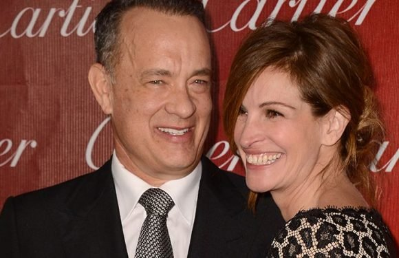 Julia Roberts Pays Tribute To Tom Hanks On His Birthday
