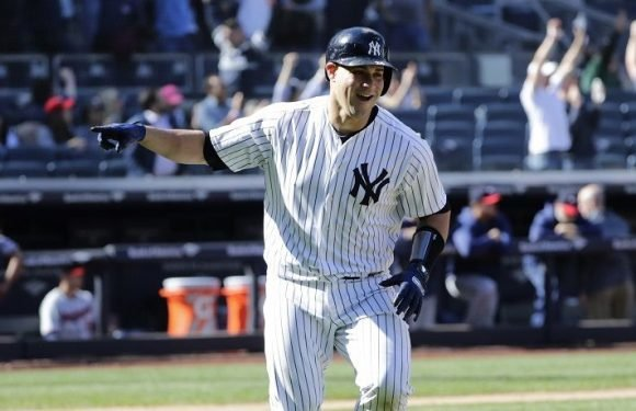 Gary Sanchez Apologizes For Lack Of Hustle, But Yankees Fans Are Getting Fed Up With His Apologies