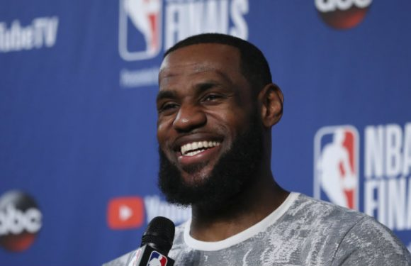 LeBron James' Agent Reveals Why He Left Cleveland For L.A.