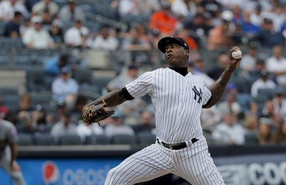 Aroldis Chapman Melts Down In Ninth Inning Vs. Mets, Gets Booed Off The Mound