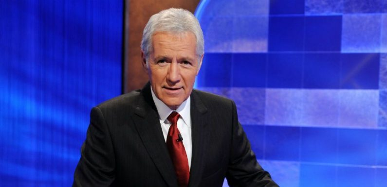 Alex Trebek Sued By Woman Claiming A 'Large Black Dog' Attacked Her