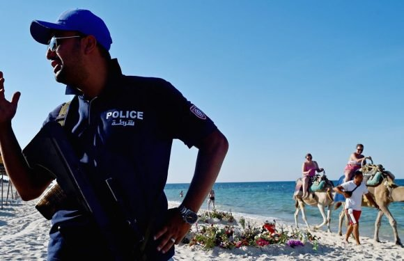 Counter-terror chiefs warn British holidaymakers to be alert for attacks abroad