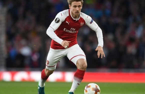 Real Sociedad opens talks with Nacho Monreal over move for Arsenal defender