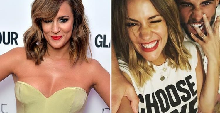 Love Island host Caroline Flack ended her engagement with Apprentice star Andrew Brady because he may have cheated