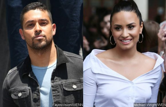 Wilmer Valderrama Looks 'Very Down' When Spotted Visiting Demi Lovato After Drug Overdose