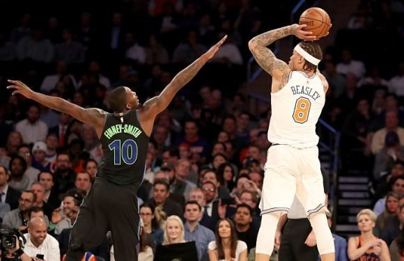 Michael Beasley Leaving Knicks To Join The Lakers