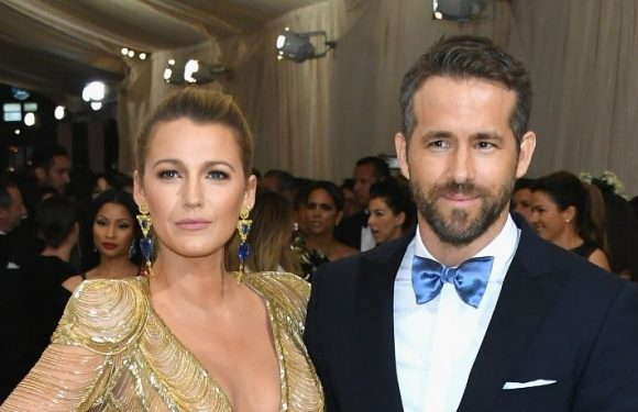 Ryan Reynolds And Blake Lively Attend Taylor Swift Concert For Saturday Date Night