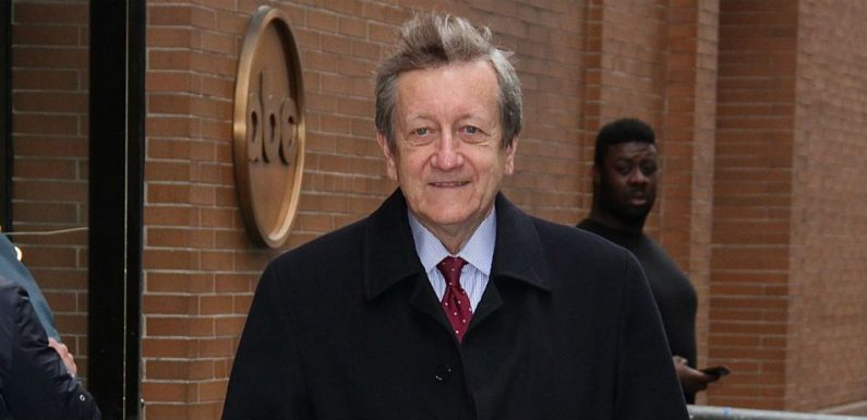 Brian Ross Out At ABC, Made False On-Air Report About Trump & Flynn In December