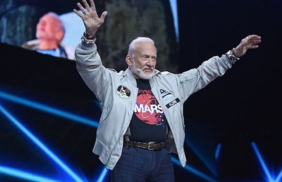 Buzz Aldrin Opts To Not Attend 50th Anniversary Of Moon Landing Gala