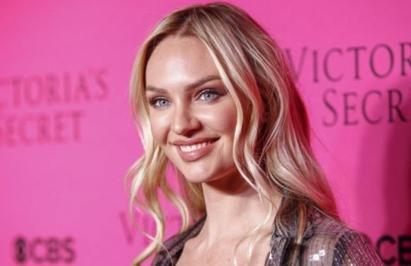 Candice Swanepoel Slams Body Shamers Who Mocked Her For Posing In Bikini Weeks After Giving Birth