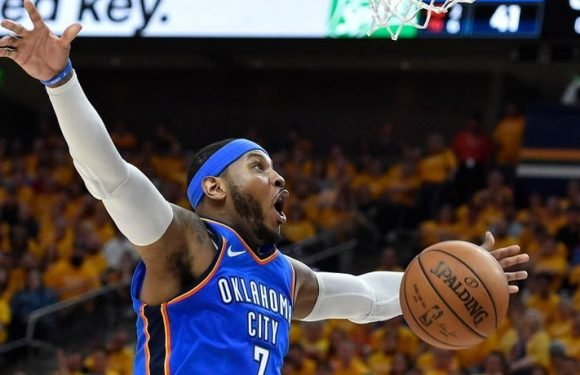 NBA Rumors: Carmelo Anthony To Hawks For Dennis Schroder & Mike Muscala In Rumored Deal, Per Mitch Lawrence