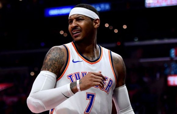 NBA Rumors: Signing Carmelo Anthony Projected To Decrease Rockets' Championship Chances, Per 'SportsLine'